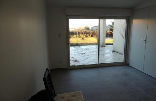 garag aménagé à Chaniers